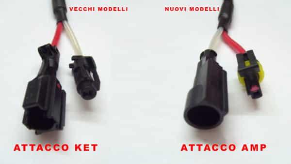 ket amp xenon hid kit attacco