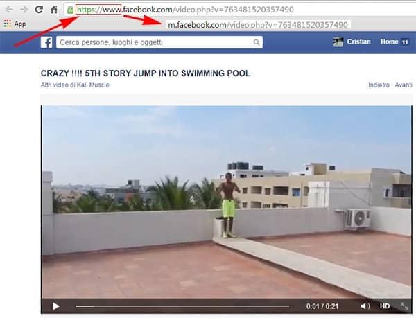 Salvare-video-facebook