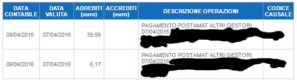 bancoposta acquisto travelcard tecnoesperto dove conviene cambiare euro in sterline